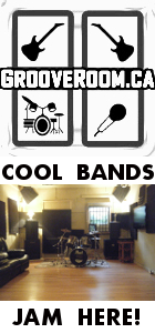 Groove Room Music Rehearsal Spaces