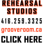 GR Music Rehearsal Spaces