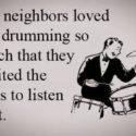 Still Need A Drummer