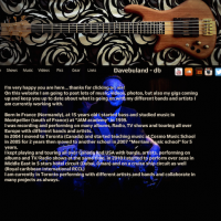 PRO BASS PLAYER AVAILABLE (Toronto GTA)