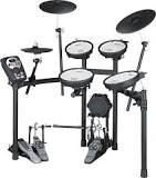 Roland TD-11 V-drums, mesh heads, excellent condition; Price includes throne, mo